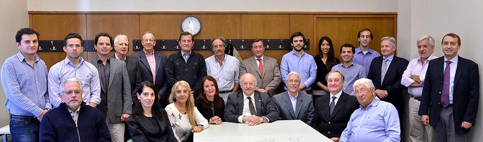 Comisión Directiva SPE 2015