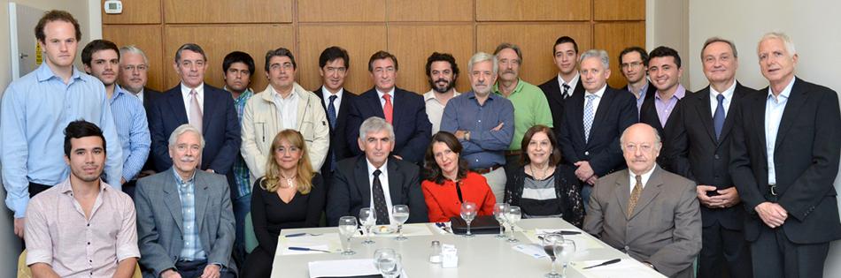Comisión Directiva SPE 2014
