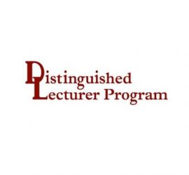 DistinguishedLectureProgram